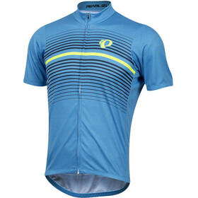 PEARL iZUMi Select LTD Short Sleeve Jersey Men atomic blue diffuse